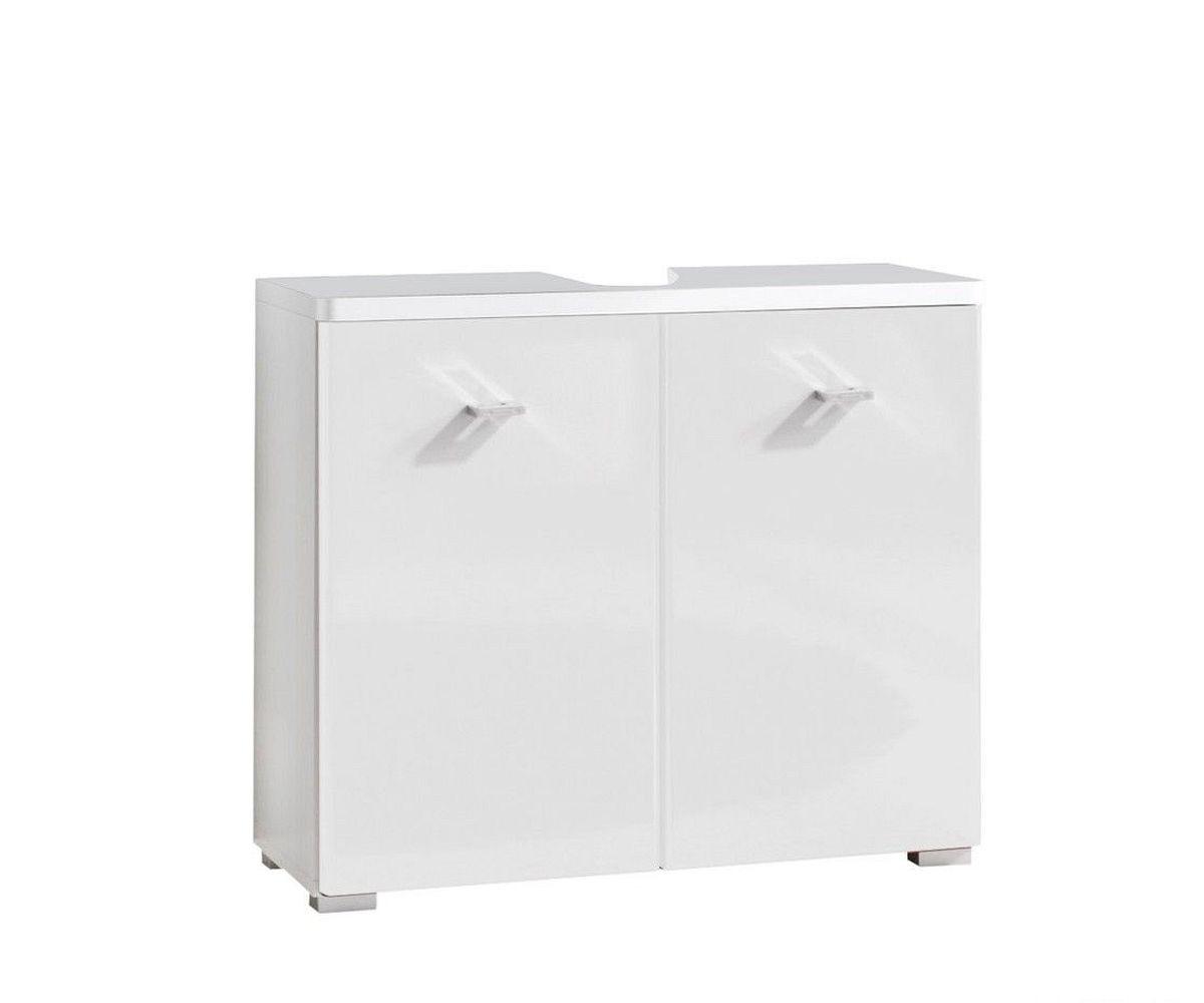delife waschbeckenunterschrank lysander 70 cm weiss. Black Bedroom Furniture Sets. Home Design Ideas