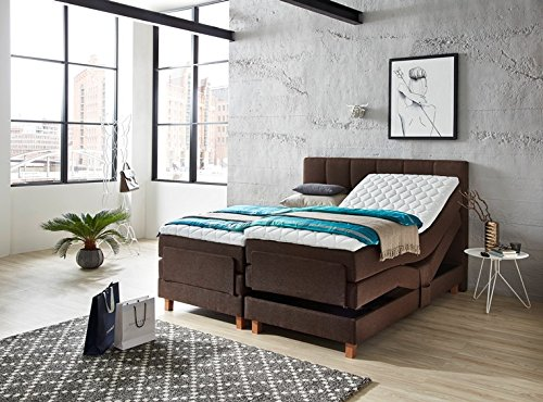 boxspringbett rockstar heaven elektrisch verstellbar von welcon 160x200 22 farben erhltlich in. Black Bedroom Furniture Sets. Home Design Ideas