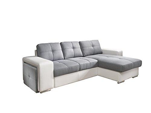cotta c209660 c311 d200 polsterecke mit schlaffunktion und bettkasten kunstleder 278 x 157 cm. Black Bedroom Furniture Sets. Home Design Ideas