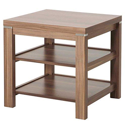 couchtisch beistelltisch nussbaum pharao24 m bel24. Black Bedroom Furniture Sets. Home Design Ideas