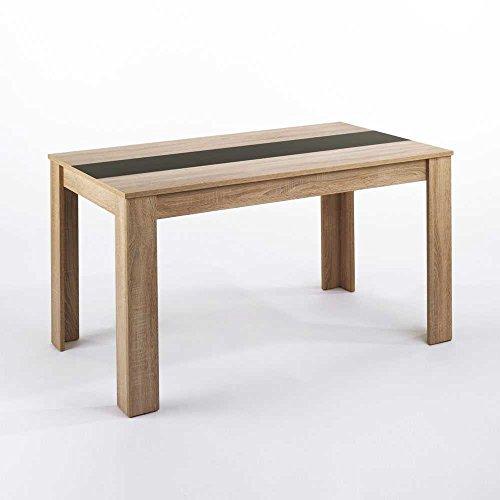 esstisch tradora in eiche s gerau pharao24 m bel24. Black Bedroom Furniture Sets. Home Design Ideas