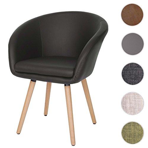 esszimmerstuhl malm t633 stuhl lehnstuhl retro 50er. Black Bedroom Furniture Sets. Home Design Ideas