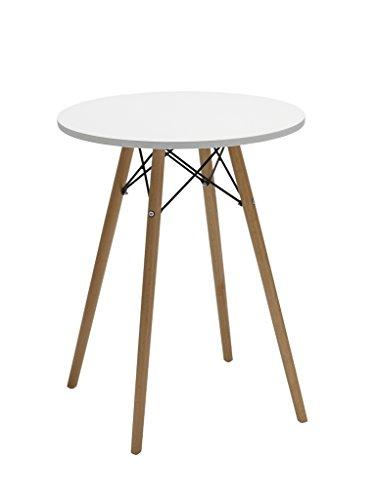 Esszimmertisch rund tisch aus holz esstisch duhome 174 for Esszimmertisch rund