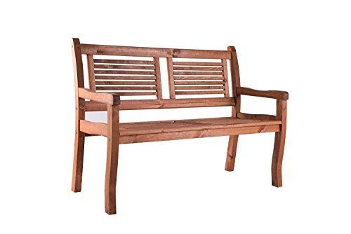 Holzbank Sitzer Style : Gartenbank eukalyptus sitzer holzbank möbel