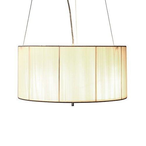 gro e design h ngelampe extenso weiss 50 cm m bel24. Black Bedroom Furniture Sets. Home Design Ideas