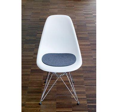 hey sign sitzauflage eames plastic sidechair anthrazit 01 ar m bel24. Black Bedroom Furniture Sets. Home Design Ideas
