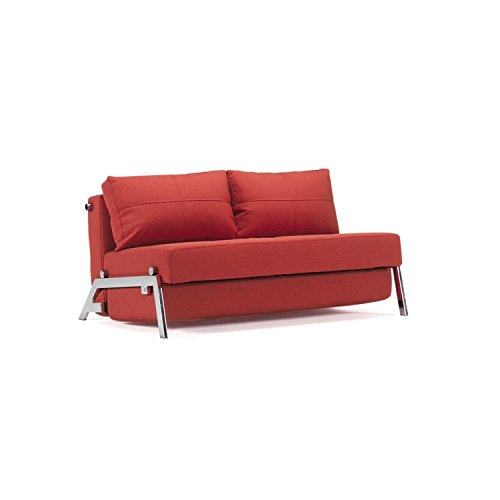 Innovation schlafsofa cubed deluxe schlafcouch for Funktionssofa mit matratze