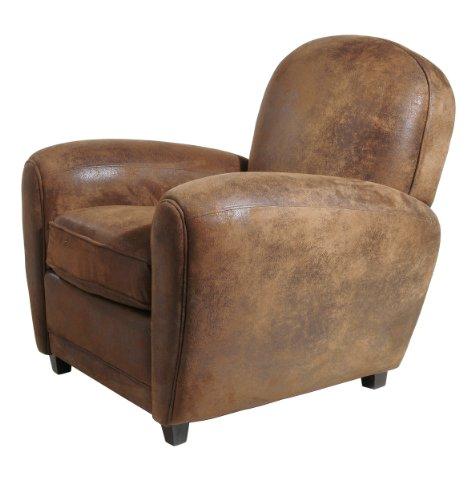 kare 72873 sessel vintage round 86 x 89 x 89 schaumpolsterung m bel24. Black Bedroom Furniture Sets. Home Design Ideas