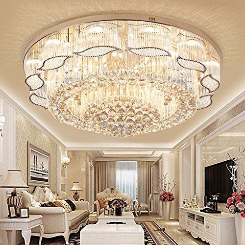 led europisches minimalistisches wohnzimmer schlafzimmer luxuxkristalldecken lampen tragendes. Black Bedroom Furniture Sets. Home Design Ideas