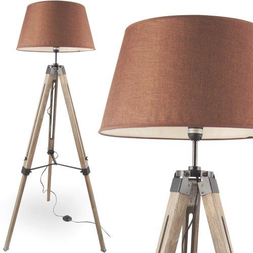 mojo stehlampe h henverstellbar stehleuchte tripod lampe. Black Bedroom Furniture Sets. Home Design Ideas