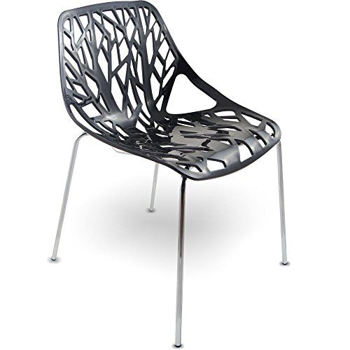 mojo stuhl k chenstuhl plastikstuhl retro designer st hle stapelbar m bel24. Black Bedroom Furniture Sets. Home Design Ideas