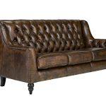 Massivum  Sofa 3-Sitzer, Leder