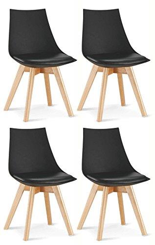 oye hoye retro designer stuhl esszimmersthle. Black Bedroom Furniture Sets. Home Design Ideas