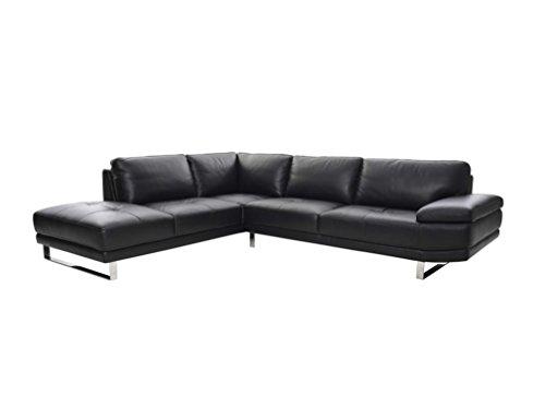 Pkline sofa marika in schwarz couch couchgarnitur for Couchgarnitur wohnlandschaft
