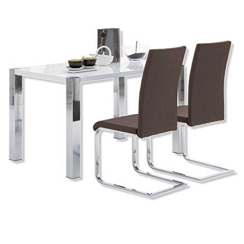 roller esstisch erika ii 0 m bel24. Black Bedroom Furniture Sets. Home Design Ideas