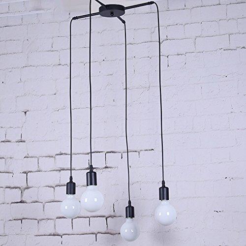 retro kronleuchter industrielle pendelleuchten vintage. Black Bedroom Furniture Sets. Home Design Ideas