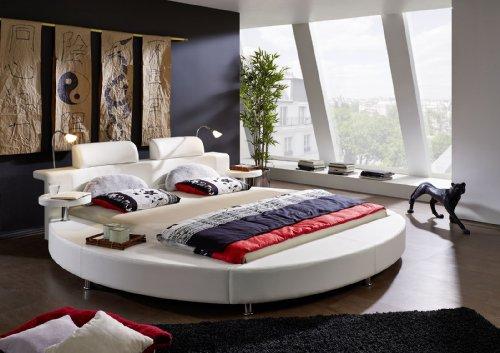gren und 3 verschiedenen farben bett mit gepolstertem kopfteil. Black Bedroom Furniture Sets. Home Design Ideas
