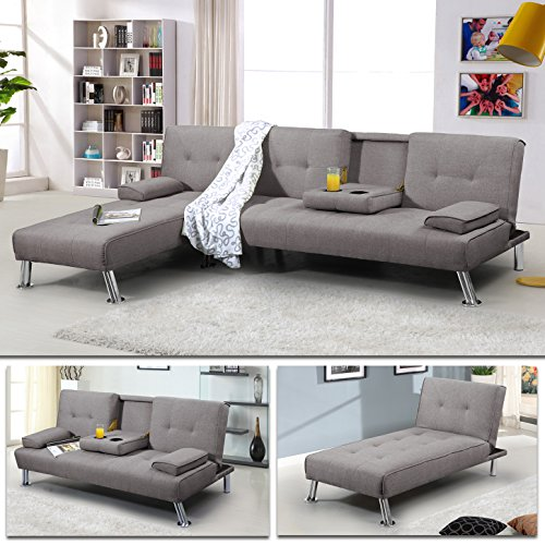 schlafsofa oxford ecksofa lounge sofa stoffsofa wohnlandschaft m bel24. Black Bedroom Furniture Sets. Home Design Ideas