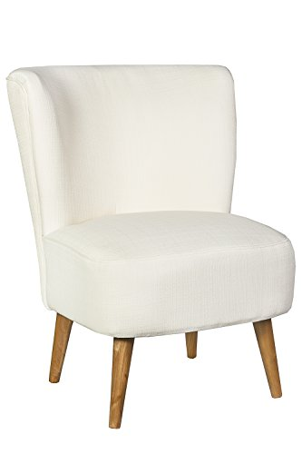 Sessel stuhl loungesessel creme weiss 444 m bel24 for Sessel creme