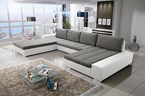 sofa couchgarnitur couch sofagarnitur verona 4 u. Black Bedroom Furniture Sets. Home Design Ideas