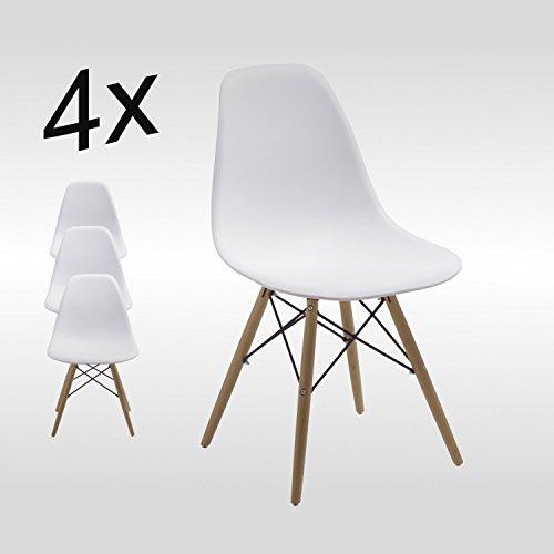 stuhl esszimmerst hle k chenst hle 4 er set art dh0450. Black Bedroom Furniture Sets. Home Design Ideas