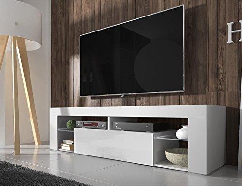 tv schrank lowboard sideboard tisch m bel board huron m bel24. Black Bedroom Furniture Sets. Home Design Ideas