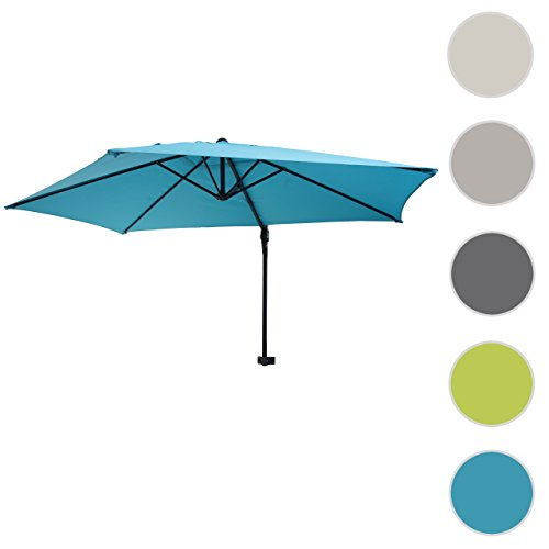 wandschirm casoria ampelschirm balkonschirm 3m neigbar m bel24. Black Bedroom Furniture Sets. Home Design Ideas