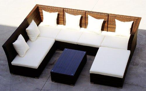 baidani rattan lounge sitzgruppe thunder m bel24. Black Bedroom Furniture Sets. Home Design Ideas