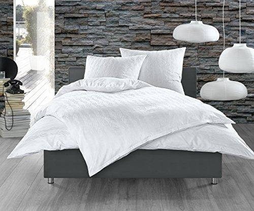 bettwaesche mit stil mako satin damast bettw sche m bel24. Black Bedroom Furniture Sets. Home Design Ideas