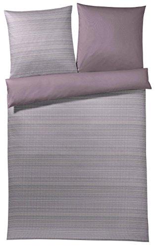 joop bettw sche woven 1 deep wine 135 x 200 cm kissen 40x80 cm m bel24. Black Bedroom Furniture Sets. Home Design Ideas