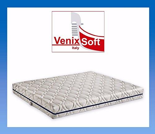 matratze venixsoft polilatex einzelbett 80 x 190 cm water foam 7 unterschiedlichen zonen h he. Black Bedroom Furniture Sets. Home Design Ideas