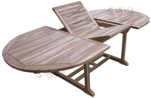 xxs m bel gartentisch aruba hochwertiges teak holz. Black Bedroom Furniture Sets. Home Design Ideas