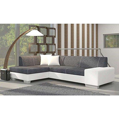 justhome fabio ecksofa polsterecke schlafsofa. Black Bedroom Furniture Sets. Home Design Ideas