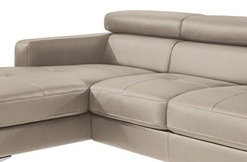 cotta y363563 h354 polsterecke in weichem kunstleder bettfunktion und bettkasten 169 x 226 cm. Black Bedroom Furniture Sets. Home Design Ideas