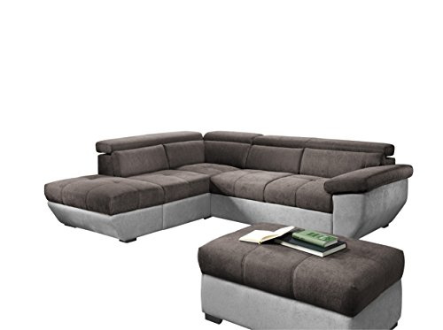 cotta c344666 speedway polsterecke ecksofa recamiere rechts 0 m bel24. Black Bedroom Furniture Sets. Home Design Ideas