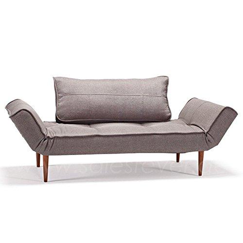 innovation istyle schlafsofa zeal dark grey 0 m bel24. Black Bedroom Furniture Sets. Home Design Ideas
