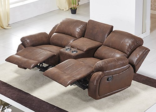 microfasersofa kinosofa relaxcouch fernsehsofa 5129 cup 2 vf03 m bel24. Black Bedroom Furniture Sets. Home Design Ideas