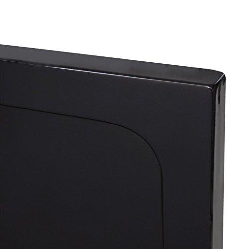 vidaXL ABS Duschtasse Duschwanne Brausewanne Dusche Duschbecken Rechteck 80x110 cm