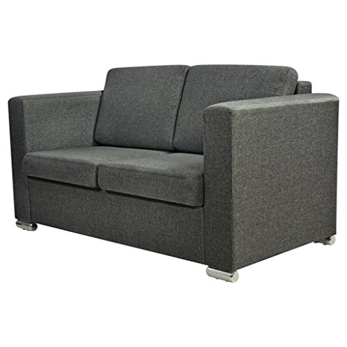 vidaXL Sofa Polstersofa Loungesofa Sessel Couch Sitzmöbel Stoff mehrere Auswahl