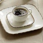 Ritzenhoff & Breker Kaffeeservice Casa, 12-teilig, Creme