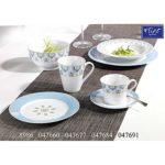 Ritzenhoff & Breker Tunis Kaffeeservice, 18-tlg., Kaffeegedeck, Service, Porzellan, 047660